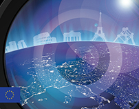 Europe seen by Gulf Arab Studints 2013