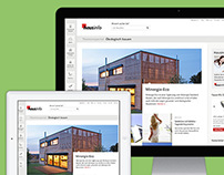 Hausinfo – online magazine and portal