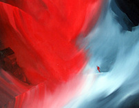 Jean-Georges INCA - Ice and Fire serie