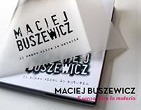 Maciej Buszewicz - Anatome Milano - Thesis Project Pt.3