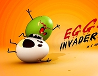 EGGS INVADERS