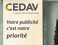 Identité visuelle | CEDAV | Visual Identity