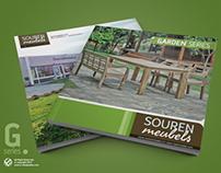 Souren Meubels Catalogs 2013 - Garden Series
