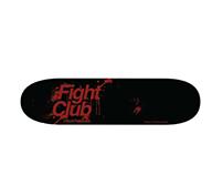 Fight Club Skateboard V1