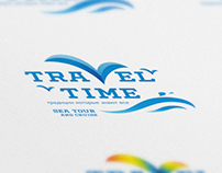 "Branding teavel company ""Travel Time"""