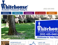 whitehouse paint web dev