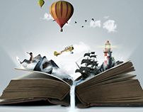 Your Book, Your Imagination