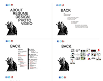 My First Portfolio Website