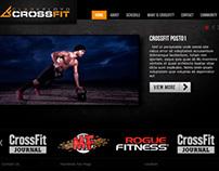 CF crossfit web site