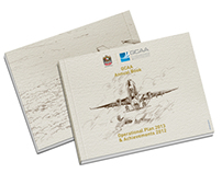 GOV.OF UAE GCAA Annual Book ( Operational Plan 2013)