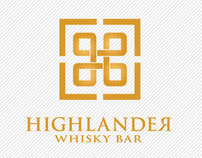 Remarkable cases of Highlander's logo