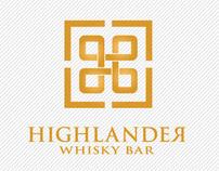Remarkable cases of Highlander's logo