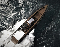 Technohull 41ft high performance offshore luxury RIB