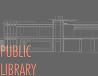 BSc (Arch): 2nd Year Public Library
