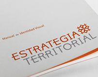 Identidad para Estrategia territorial S.A.S