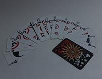 Baraja de cartas (Nazismo)