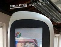 stuckstone - digital billboard for shopping malls