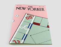 """The New Yorker"" Magazine Cover"