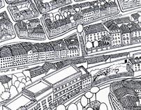 Mapa Santos, Lisboa