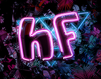 HF's Tropical-Neon / Showreel 13