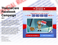 ThermaCare Facebook Campaign