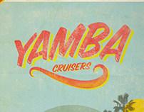 print YAMBA cruiser skate