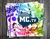 MC.TV | Broschure, Logos, Corporate Identity