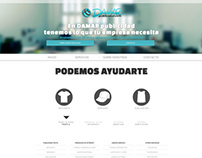 DAMAR publicidad | Corporate identity design