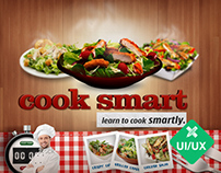 Cook Smart - Cooking App