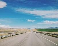 American West iPhone Roadtrip