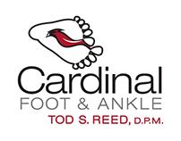 Cardinal Foot & Ankle Logo