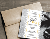 Invitation Card Design