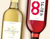 Chevalier Montrachet & 14-18h Wines