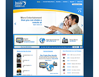 Site for a cable provider.