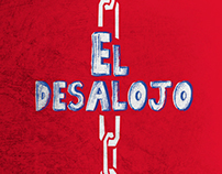 afiche del documental el desalojo