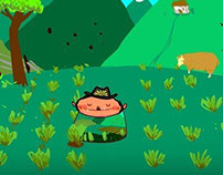 Don Getulio / Berriondos trangénicos (Animación)