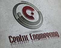 Centric Engineering + Logo Brand