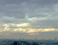 test: Tokyo Sky (東京の空)