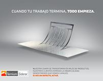Campaña Ternium Siderar 2013