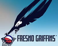 Griffins Sports Team Logo & Branding