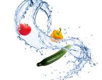Pure Flavor Splash Page