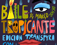 BAILE TROPICANTE ~ Music Box Lisboa