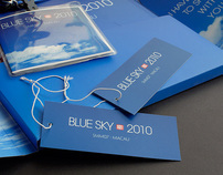 Blue Sky 2010 - Li & Fung stationery set.