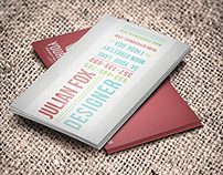 Creative Business Card Design Vol.1