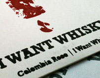 I Want Whisky 7""
