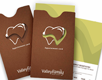 Valley Family Dentistry | Brand Identity