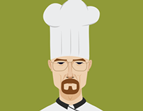 Heisenberg's Cooking Show