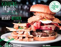 Agave Bar & Grill | Ad & Identity