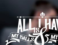 My Balls & My Word