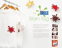 Breeze: Stain Tags